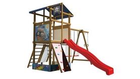Площадка детская для улицы SportBaby-10
