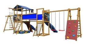 Площадка детская для улицы SportBaby-13