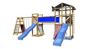 Площадка детская для улицы SportBaby-12