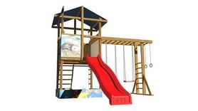 Площадка детская для улицы SportBaby-14