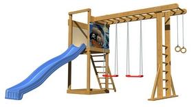 Площадка детская для улицы SportBaby-15
