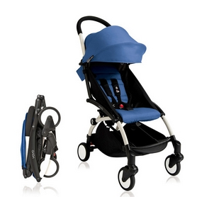 Фото 1 к товару Коляска детская Babyzen YoYo Plus 6+ Blue