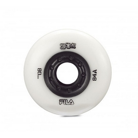 Колеса для роликов Fila 17 Urban Wheels 72MM/84A WHT 8 шт 60760288