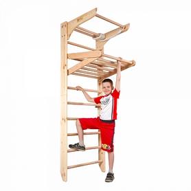 Уголок детский спортивный SportBaby Kinder 4 220 см