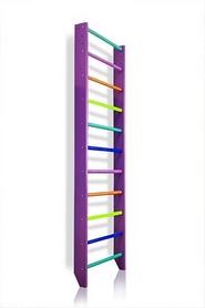 Шведская стенка SportBaby 0-220 purple