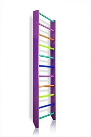 Шведская стенка SportBaby 0-240 purple