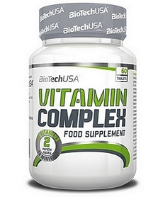 Витамины BioTech Vita Complex 60 капсул