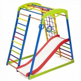 Комплекс спортивно-игровой детский SportBaby SportWood Plus 1