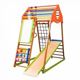 Комплекс спортивно-игровой детский KindWood Plus