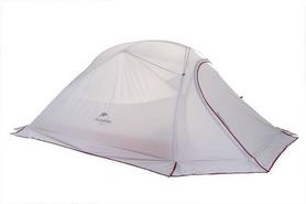 Палатка двухместная «с юбкой» Naturehike Cloud UP II NH15T002-T красная
