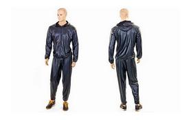 Костюм для похудения (весогонка) Pro Supra Sauna Suit ST-2052-BK