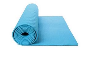Коврик для йоги (йога-мат) MS 0205-1 3 мм (синий)