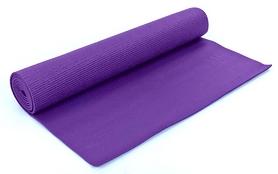 Коврик для йоги (йога-мат) MS 0205-2 3 мм (фиолетовый)