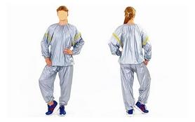 Костюм для похудения (весогонка) Pro Supra Sauna Suit ST-2122