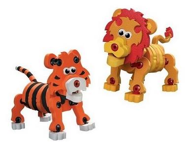 Конструктор Maya Toys Тигренок и львенок