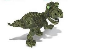 Фото 1 к товару Конструктор Maya Toys Тираннозавр