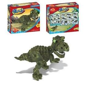 Фото 2 к товару Конструктор Maya Toys Тираннозавр