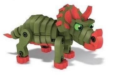 Конструктор Maya Toys Трицератопс