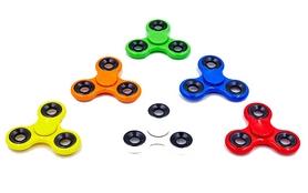 Игрушка-антистресс (спиннер) Hand Spinner FI-6282 ABEC7