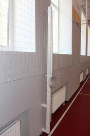 Стойки волейбольные пристенные SS00444 2шт
