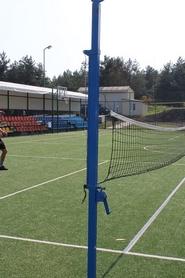 Стойки волейбольные с регулировкой высоты SS00104