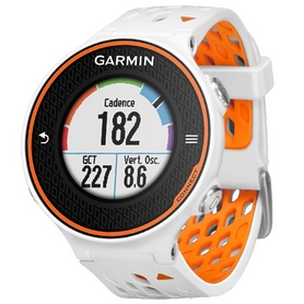 Часы спортивные Garmin Forerunner 620 HRM-Run White/Orange