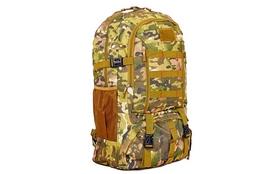 Рюкзак туристический Tactic TY-0868-3 камуфляж multicam 40 л оранжевый