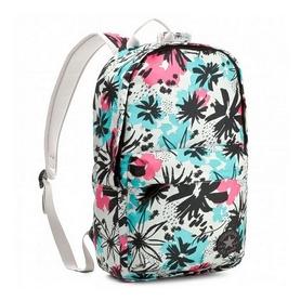 Рюкзак городской Converse EDC Poly Backpack Glitch Camo Grey, разноцветный, 12 л