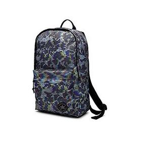 Рюкзак городской Converse EDC Poly Backpack Glitch Camo Grey, принт, 15 л