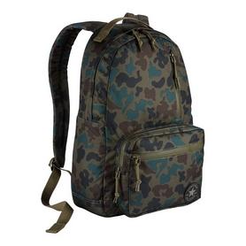 Рюкзак городской Converse Backpack Dark Sangria, камуфляжный, 15 л