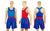 Распродажа*! Форма боксерская двухсторонняя Everlast МА-6010-B сине-красная - L