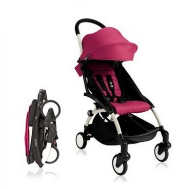 Коляска детская Babyzen YoYo Plus 6+ Pink