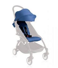 Комплект цветной (капюшон, матрасик) Babyzen Yoyo Plus 6+ Blue