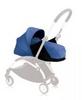 Люлька Babyzen Yoyo Plus 0+ Blue с дождевиком - фото 1
