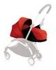 Люлька Babyzen Yoyo Plus 0+ Red с дождевиком