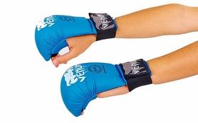 Перчатки для карате Venum Mitts MA-5855-B синие
