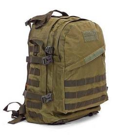 Рюкзак тактический Tactic V-40 3D-O камуфляж 40 л оливковый
