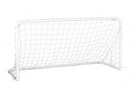 Ворота футбольные Yakimasport 100078