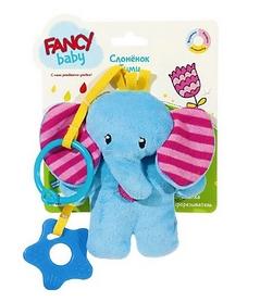 Игрушка-подвеска развивающая Fancy Baby Слоненок Тими