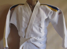 Фото 2 к товару Кимоно для дзюдо Firuz Standart белое