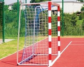 Сетка для ворот футзальная (гандбольная) Yakimasport 3x2 м 100100 белая