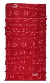 Головной убор зимний многофункциональный (Бафф) Wind X-treme 1029 Astros Red