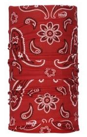 Головной убор зимний многофункциональный (Бафф) Wind X-treme 1052 Cashemire Red