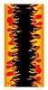 Головной убор зимний многофункциональный (Бафф) Wind X-treme 1221 Fire
