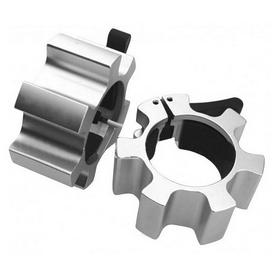 Замки для грифа V'noks Lock Pro (LB-A) (2 шт), диаметр 50 мм