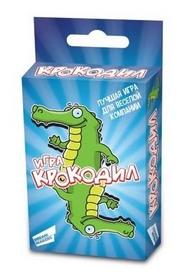 Игра детская настольная Dream Makers Крокодил. Cards