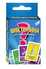 Игра детская настольная Dream Makers Викторина. Cards