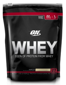 Протеин Optimum Nutrition Whey powder New (825 г)