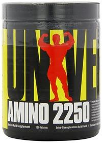 Аминокомплекс Universal Nutrition Amino 2250 100 табл.