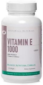 Витамины Universal Nutrition Vitamin E 1000 (1000iu) 50 капс.